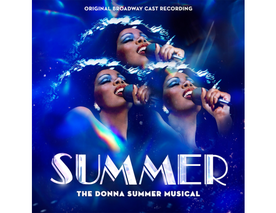 Summer: The Donna Summer Musical Original Broadway Cast CD