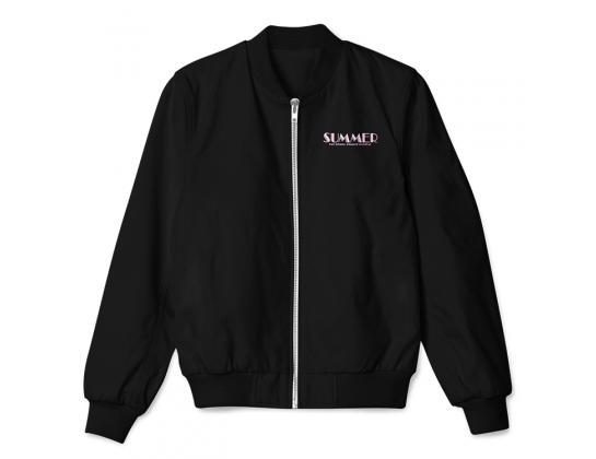 Hot Stuff Unisex Bomber Jacket