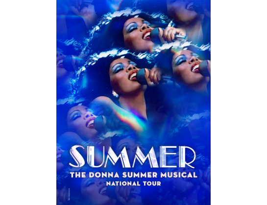 National Tour Poster