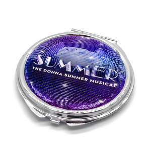 Summer Compact Mirror