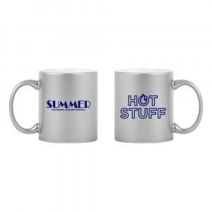 Summer Metallic Mug