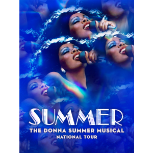 Summer National Tour Poster