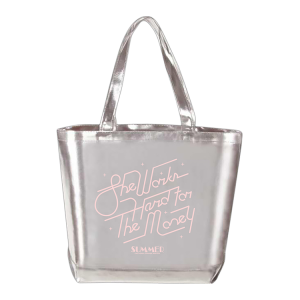 Money Tote Bag